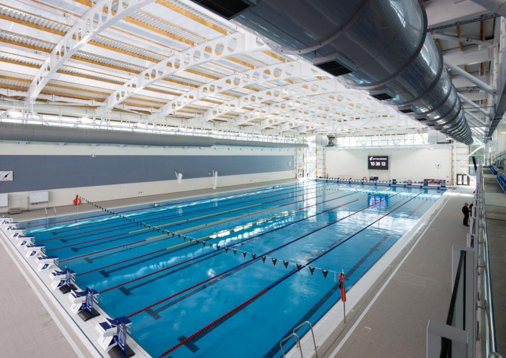 AUT Pool Olympic