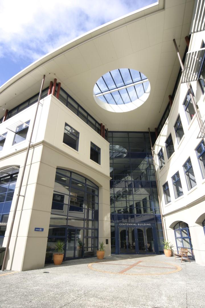 Dio building