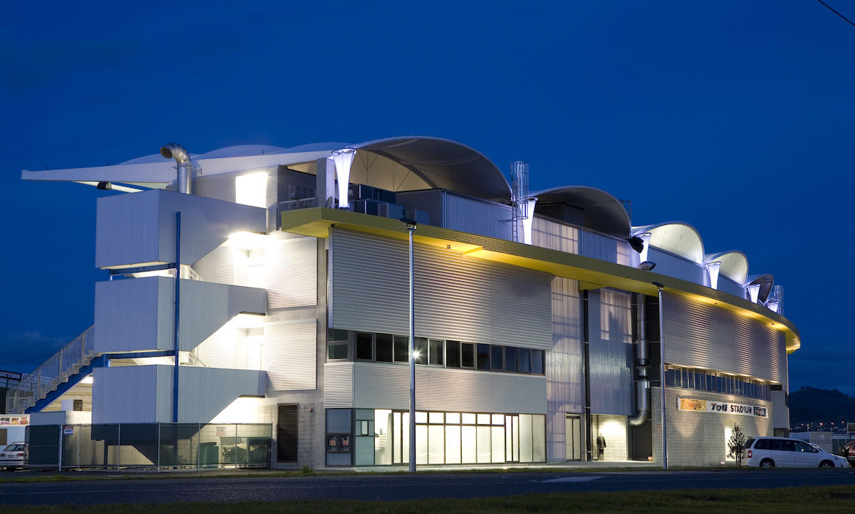 Northland Events Centre building