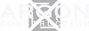 Argon Construction logo white