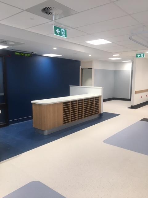 Endoscopy Suite: NDHB Whangarei Hospital Endoscopy Suite