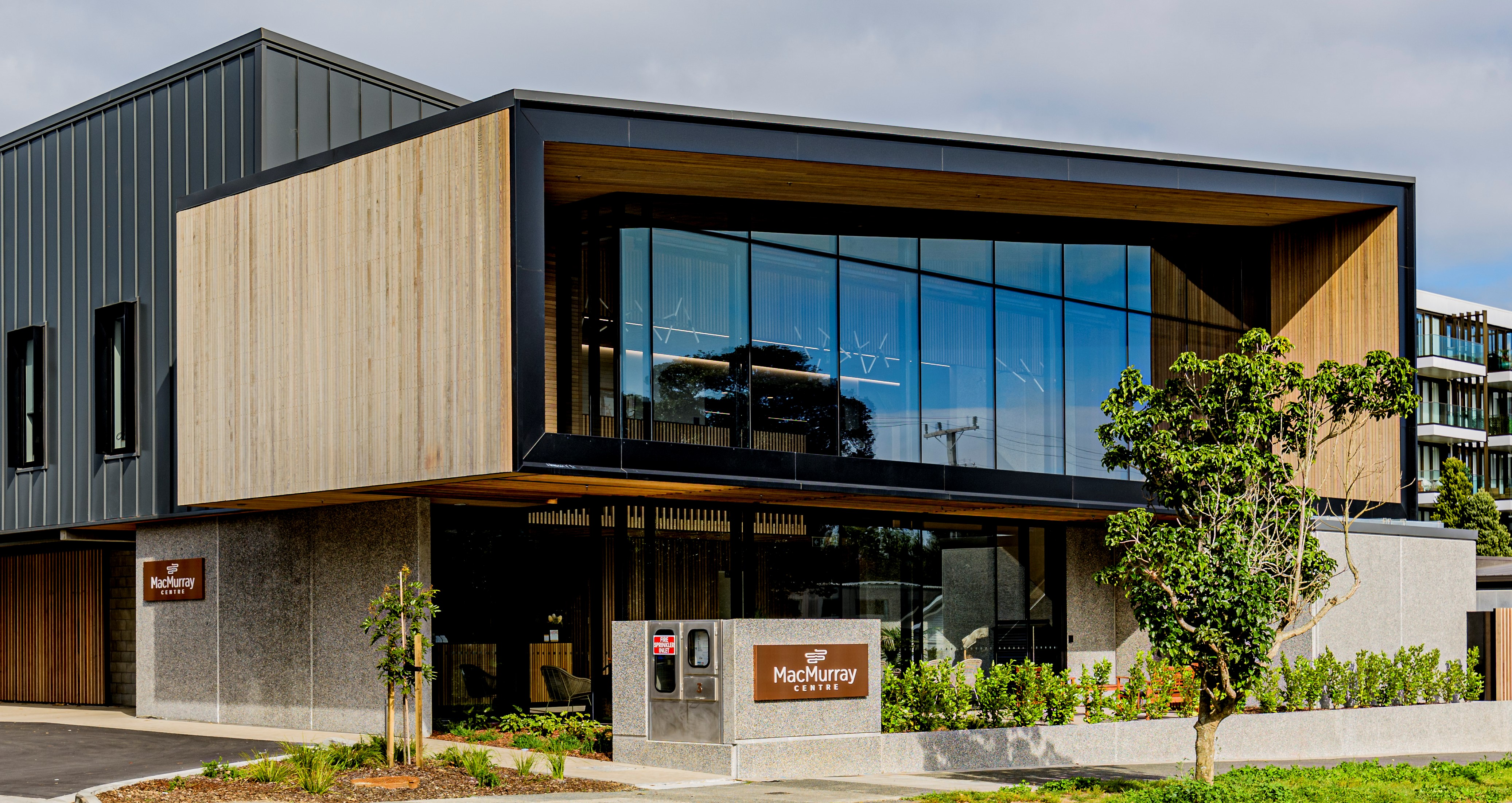 The MacMurray Centre - a private medical facility in Remuera, Auckland